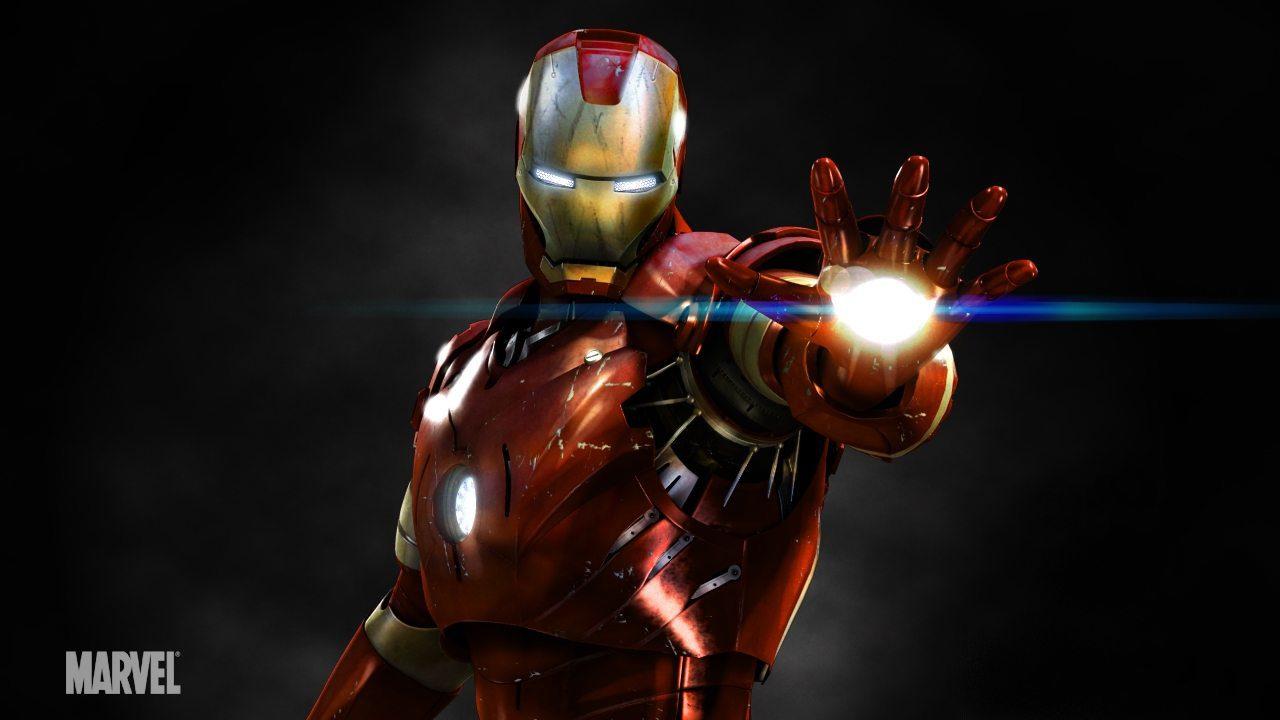 Discipling Iron Man