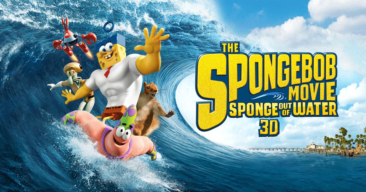 Desperately Seeking a 'Sponge Out of Water'