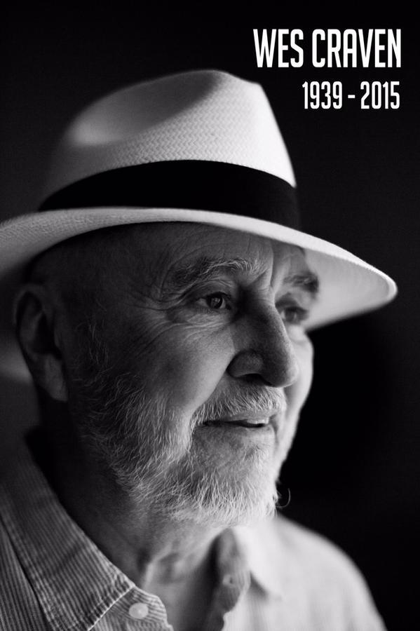 Horror legend Wes Craven passes at 75
