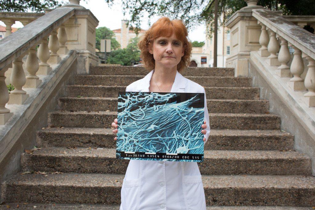 Dr. Maria Croyle, University of Texas in Austin