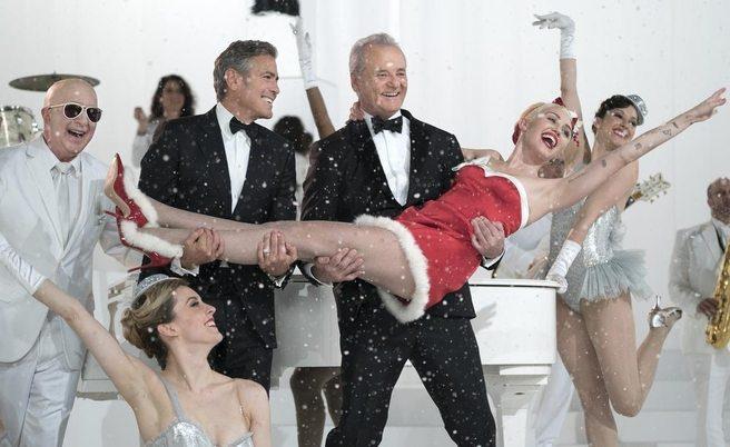 Murray's Christmas is Kinda Merry