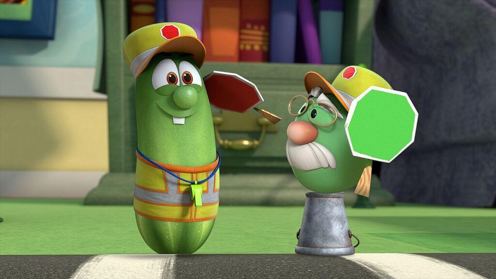 VeggieTales' Third Season Arrives March 25th