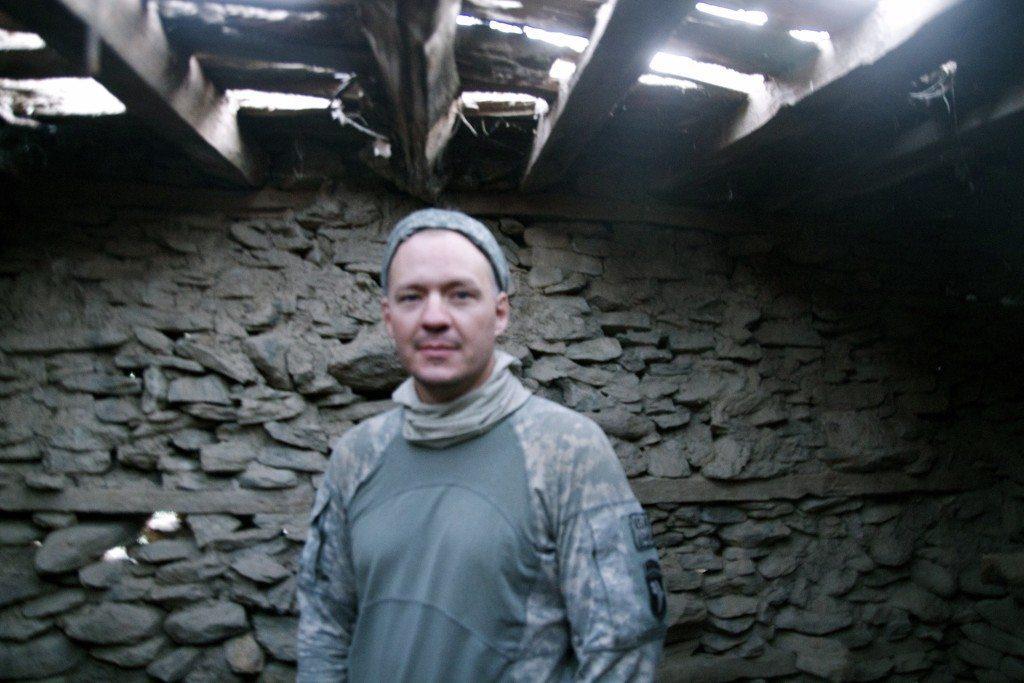 Chaplain Justin Roberts