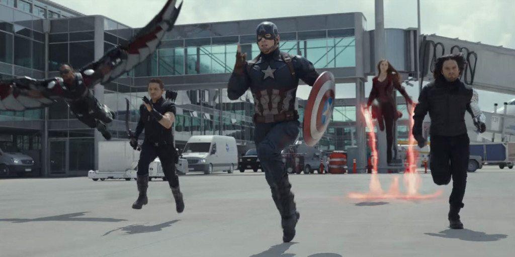 #TeamCap Fights