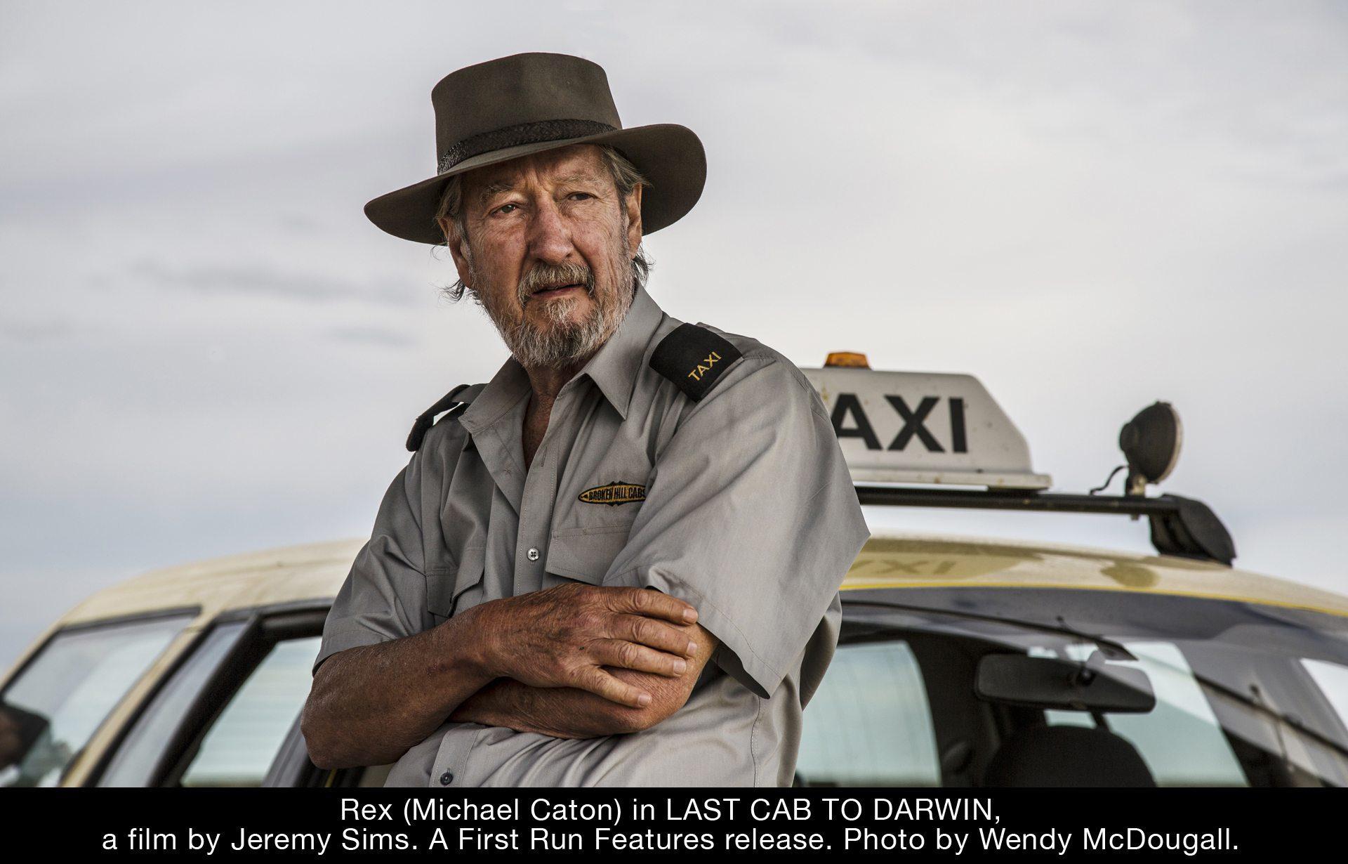 "Last Cab to Darwin: ""Cab Driver's Death Drive"""