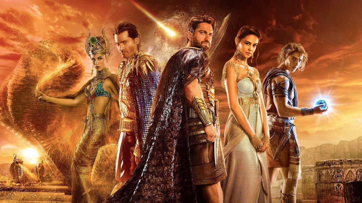 Gods of Egypt: Love Overcomes Death