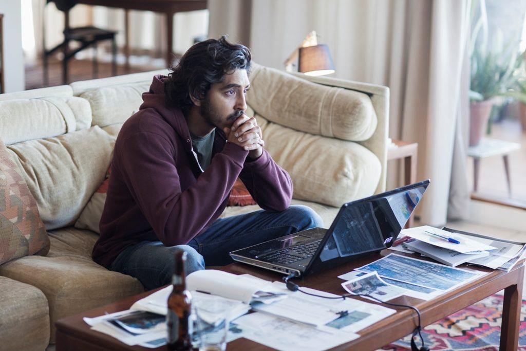 Dev Patel stars in LION