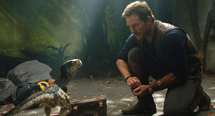 Jurassic World – Fallen Kingdom Blu-ray: They're Coming